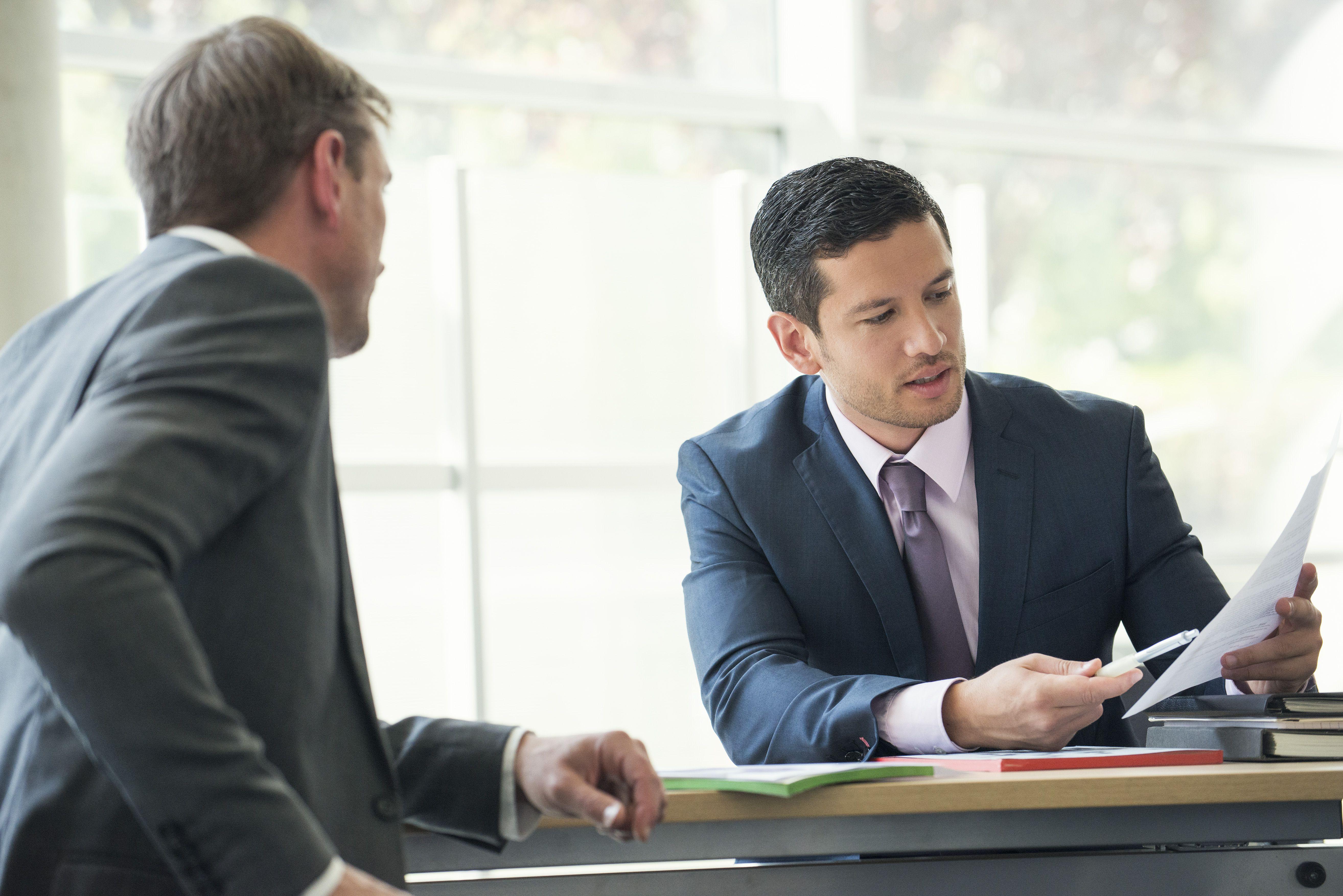 Career Description for a Probate Lawyer