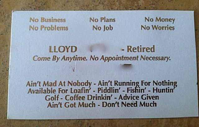 18 funny and highly creative business cards 18 super funny and creative business cards reheart Gallery