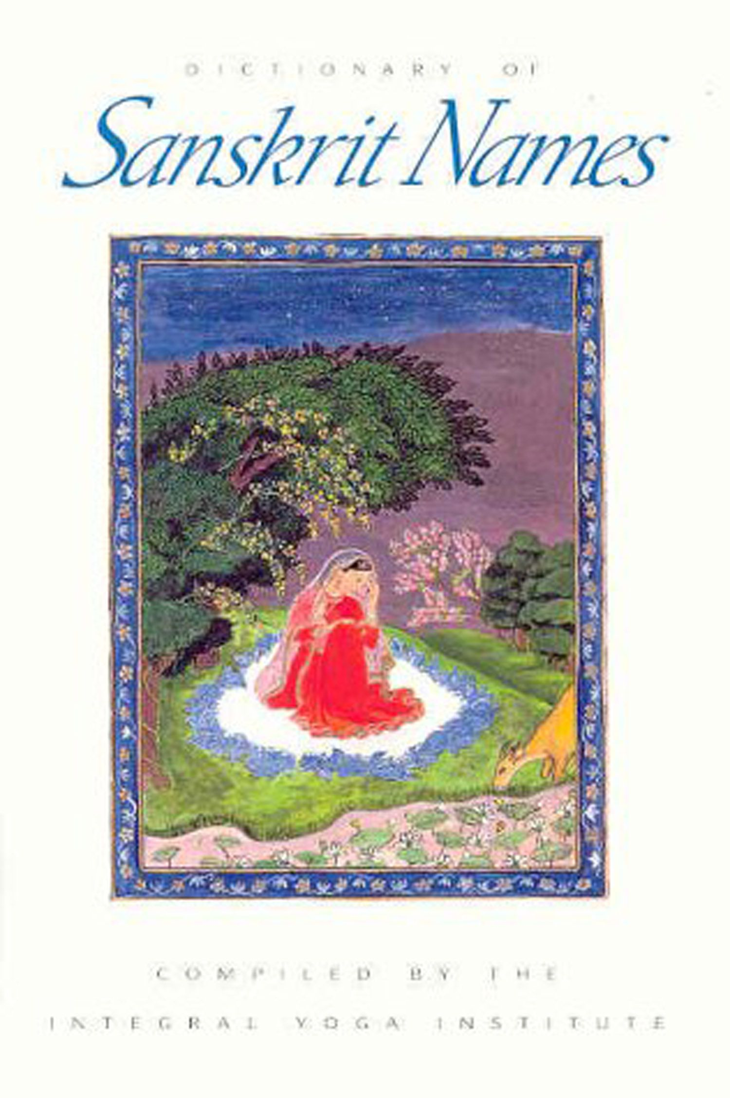 Top Hindu Indian Sanskrit Baby Name Books