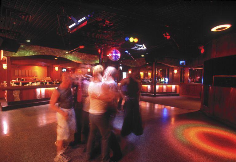 Gay bar and dance club in Boston, MA