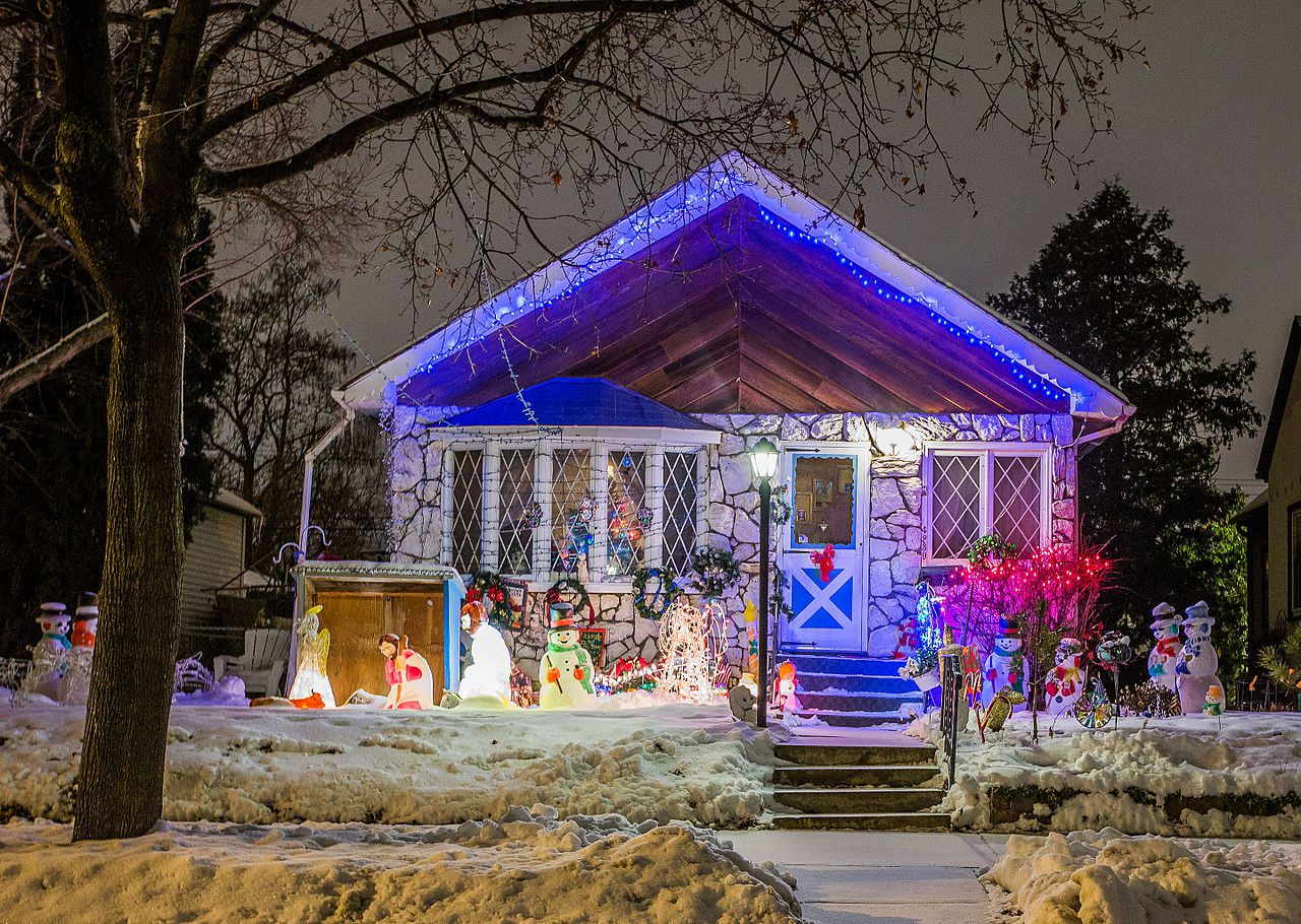 heres where to celebrate christmas in minneapolis and st paul - Christmas Lights Minneapolis