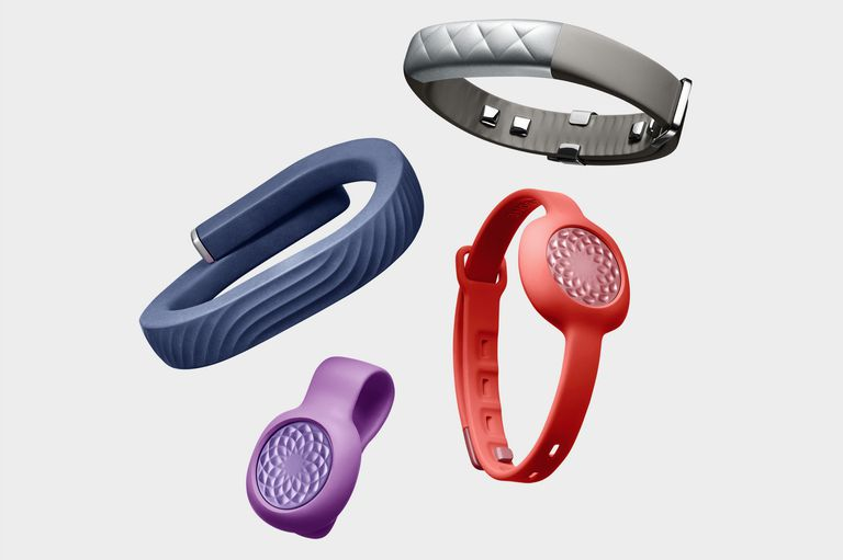 Jawbone UP Family of Fitness Trackers - UP24, UP MOVE with clip and wristband, UP3
