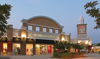 Potomac Mills Outlet Shopping Mall In Woodbridge Va