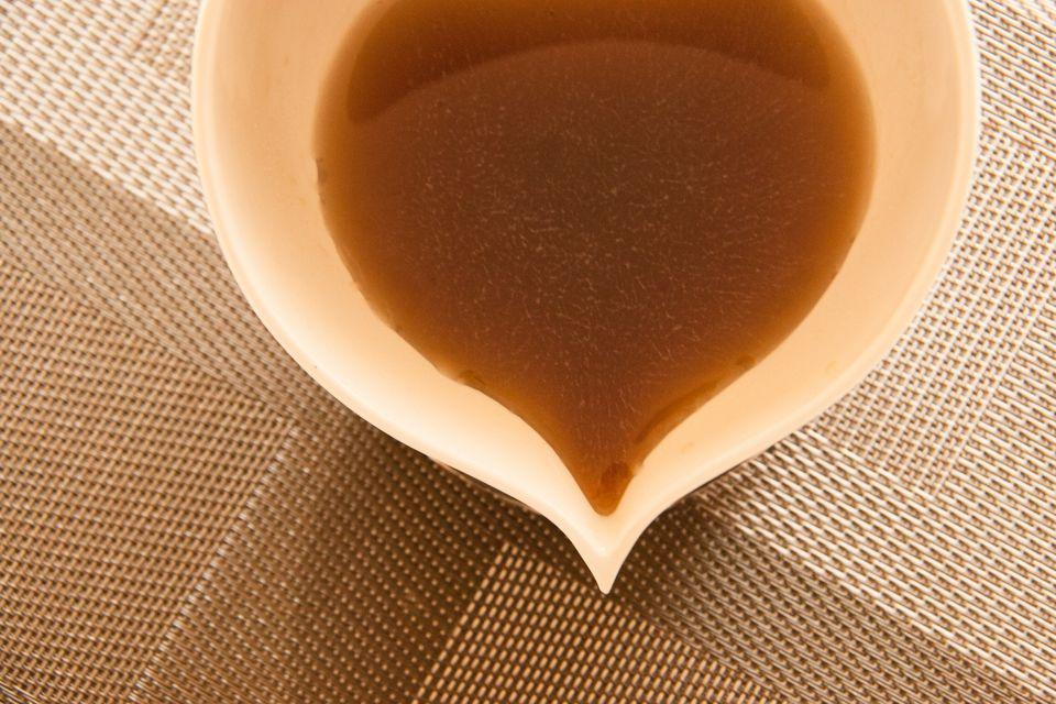 bark syrup from shagbark hickory