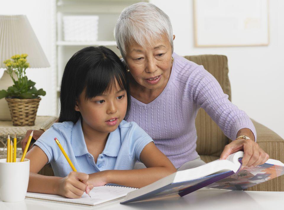 grandparents raising grandchildren may seek custody