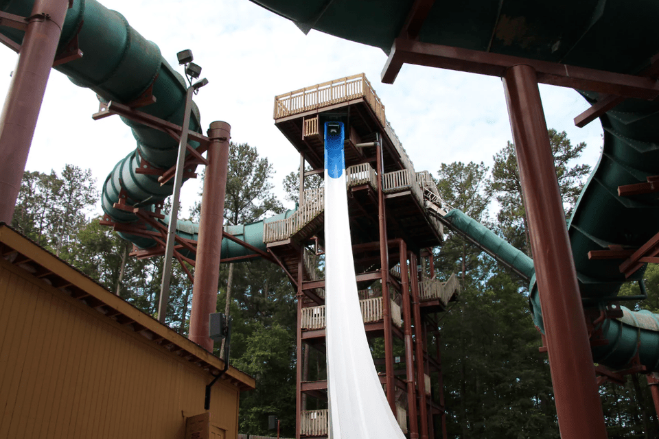 Dive Bomber Six Flags Atlanta
