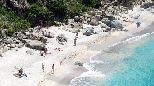 Shell Beach, St. Barts