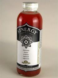 An image of Synergy Organic Raw Superfruits Kombucha.