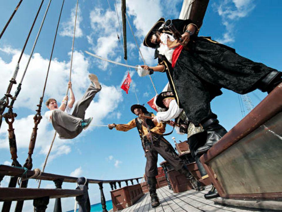 Cayman Islands Pirate Festival