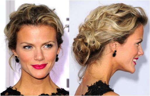 Top 20 Fabulous Updo Wedding Hairstyles: Wedding Hairstyles: Updos Inspired By The Red Carpet