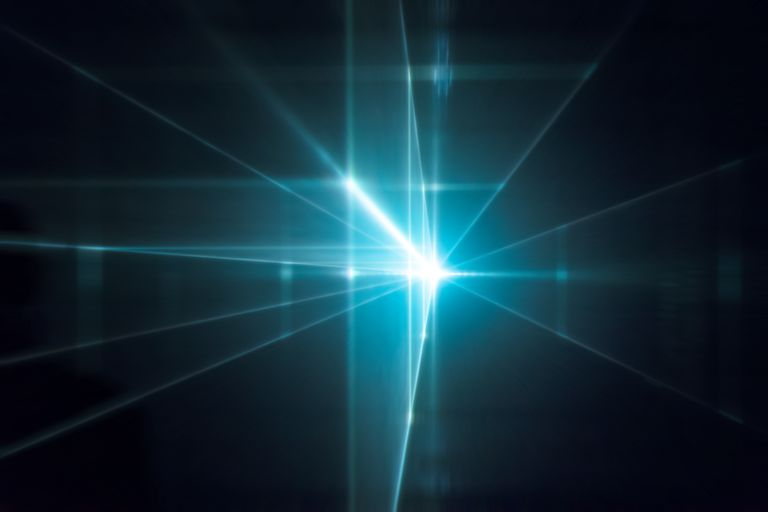 A photon is a bundle or packet of light.