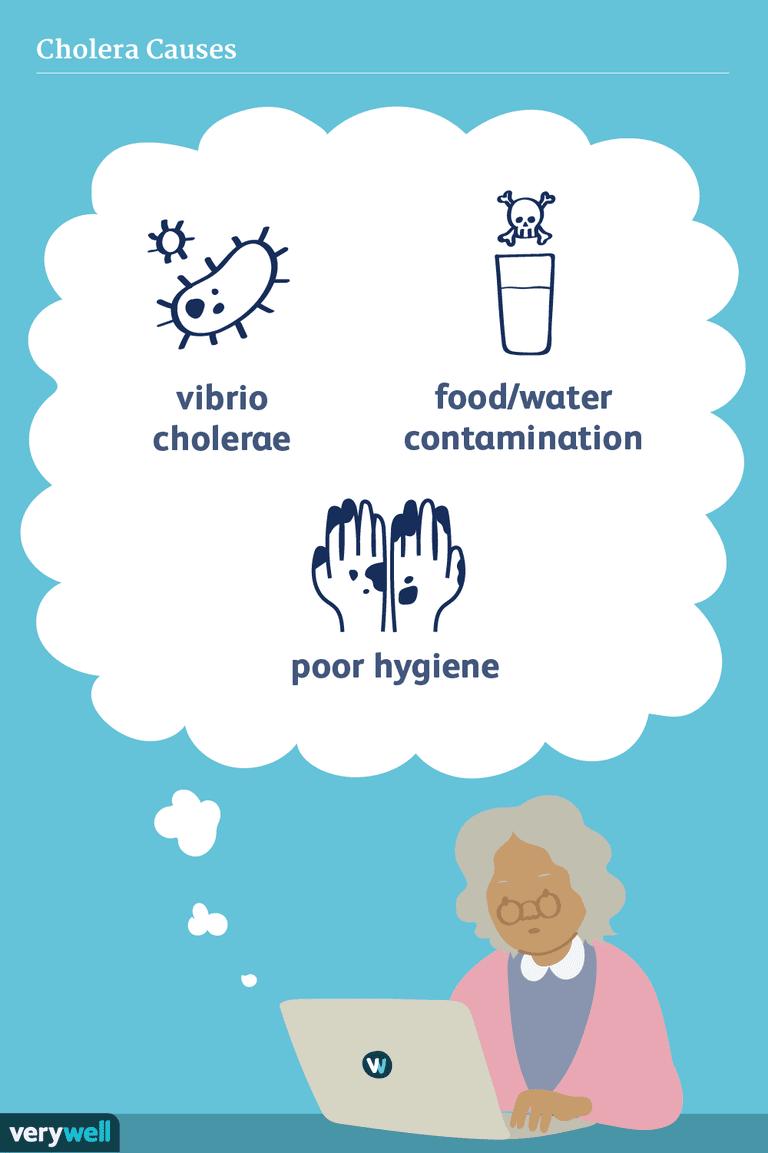 cholera causes