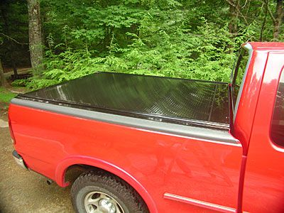 Retrax truck bed cover review
