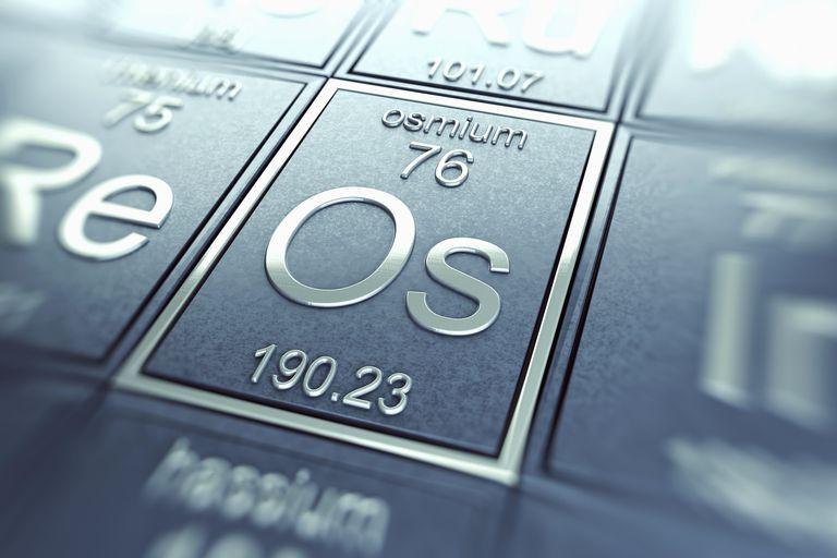 Osmium (Chemical Element)