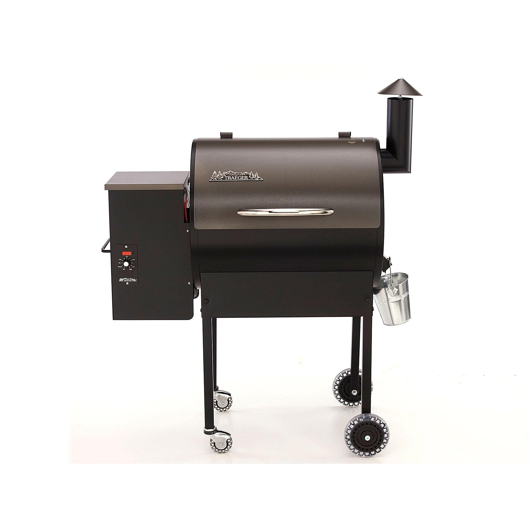 traeger select pellet grill model bbq400 review