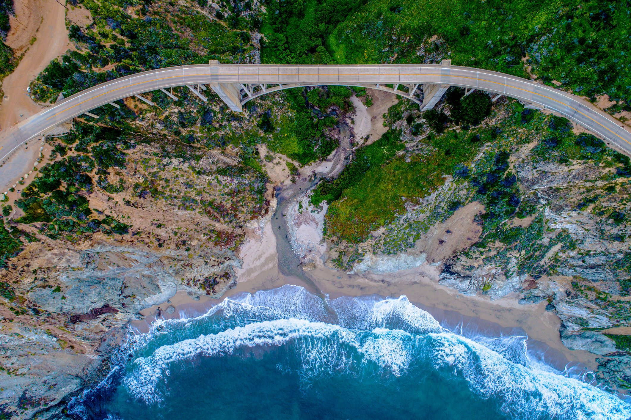 What To Do If California Highway One Is Closed In Big Sur