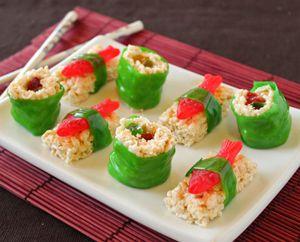 Candy Sushi Photo