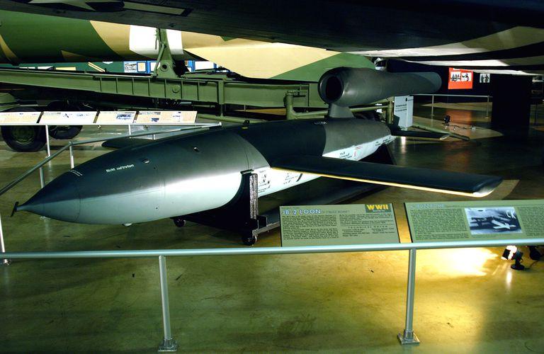 V-1 Flying Bomb