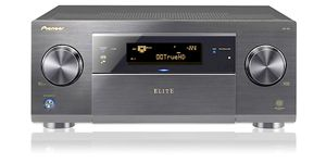 Pioneer Elite SC-55 Home Theater Receiver - Front View