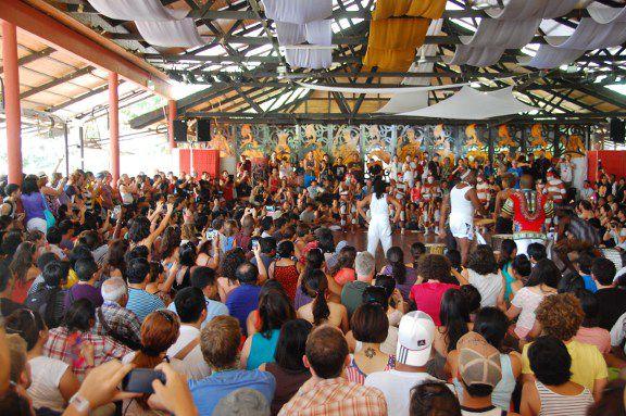 Summer festivals in Asia