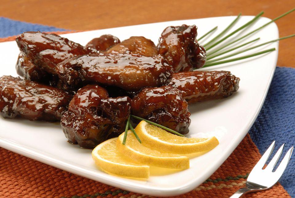 Smokey Chicken Sauce
