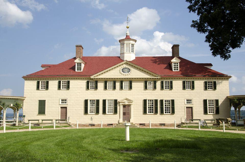 George Washington's Mount Vernon Estate and Gardens