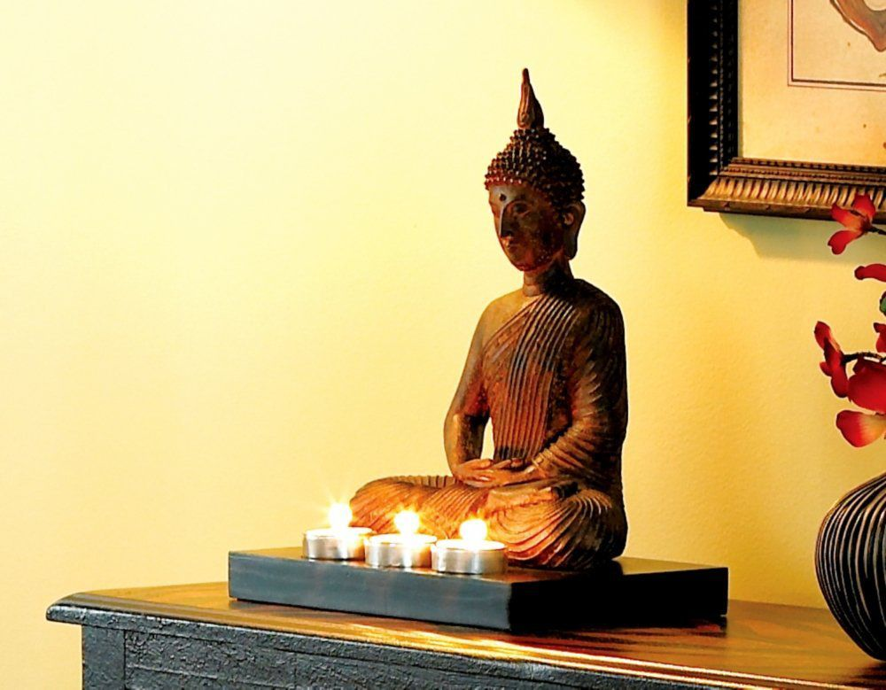 Feng Shui Home: the Many Faces of Buddha