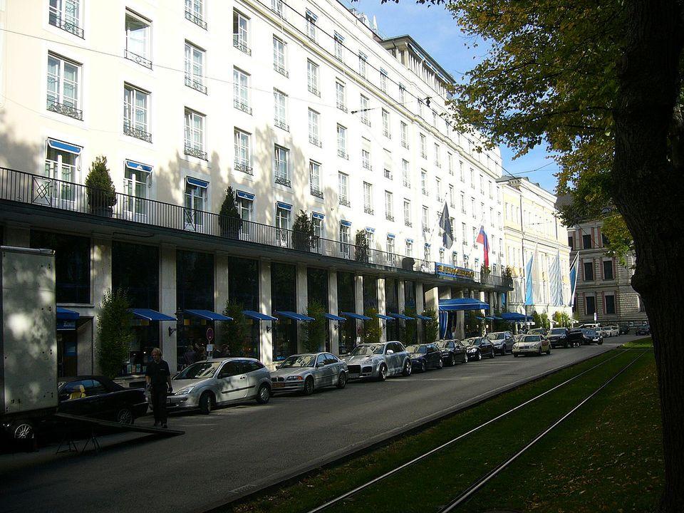 Hotel M Ef Bf Bdnchen Bayerischer Hof