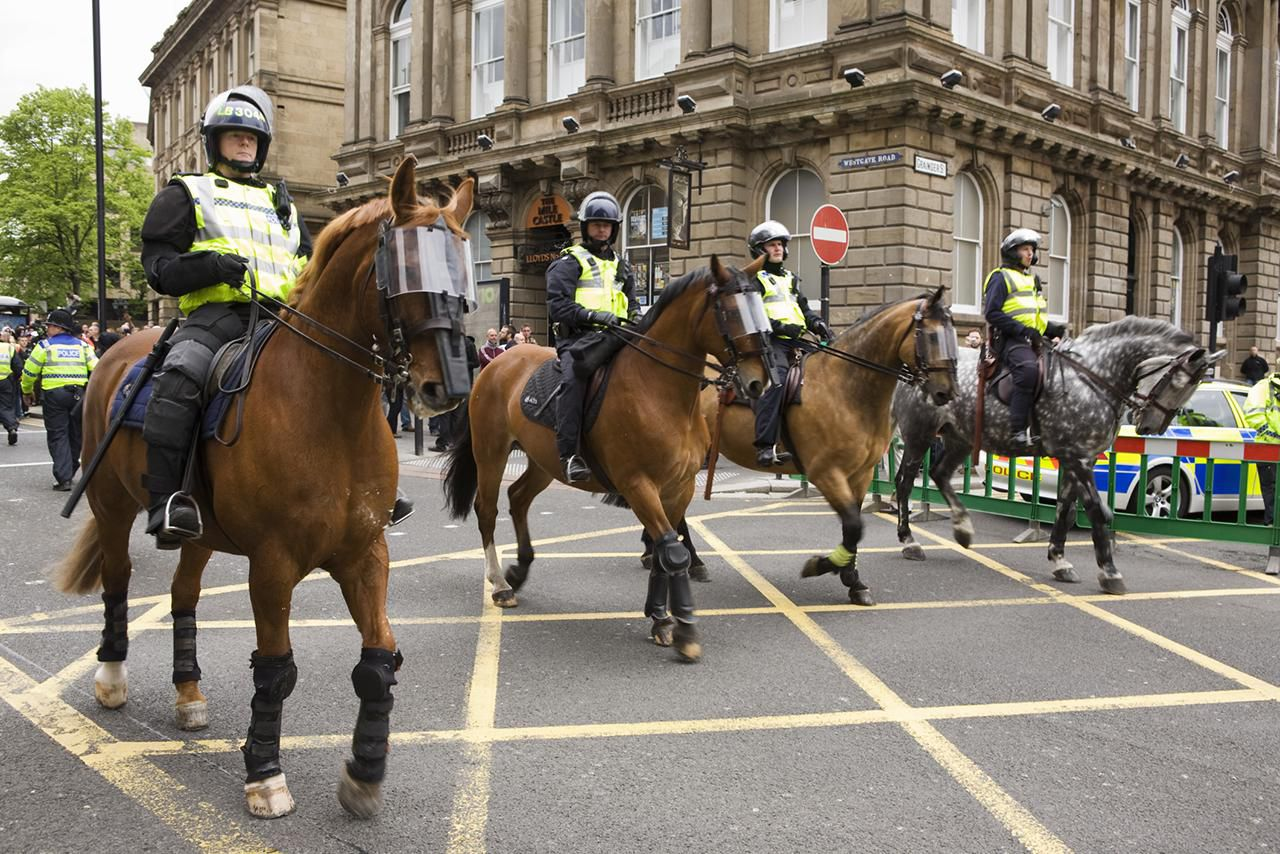 mounted police officer duties and responsibilities