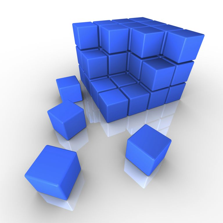 building blocks to business