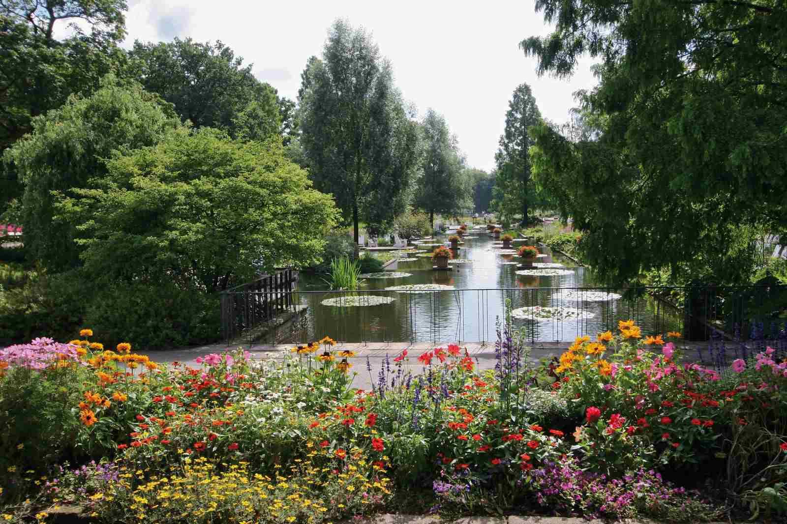 Best Gardens in Germany