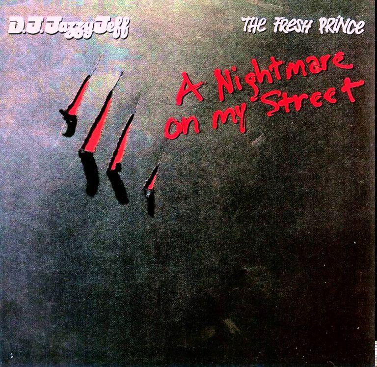 DJ Jazzy Jeff Nightmare On My Street