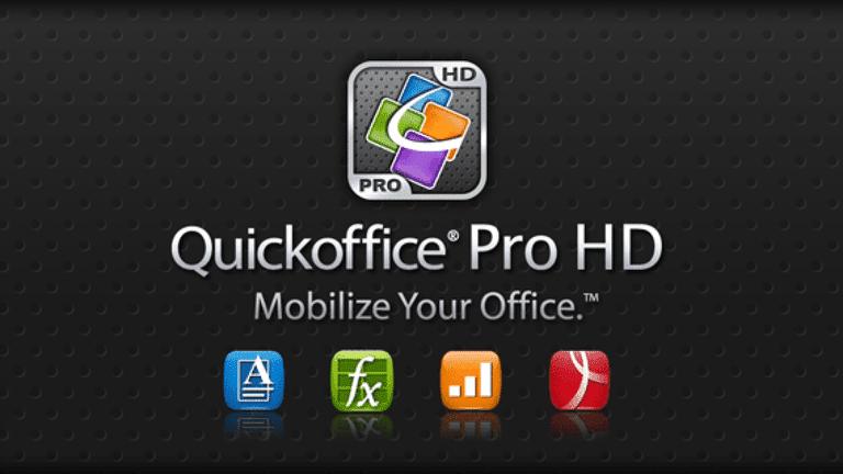 quickoffice pro hd editor txtos
