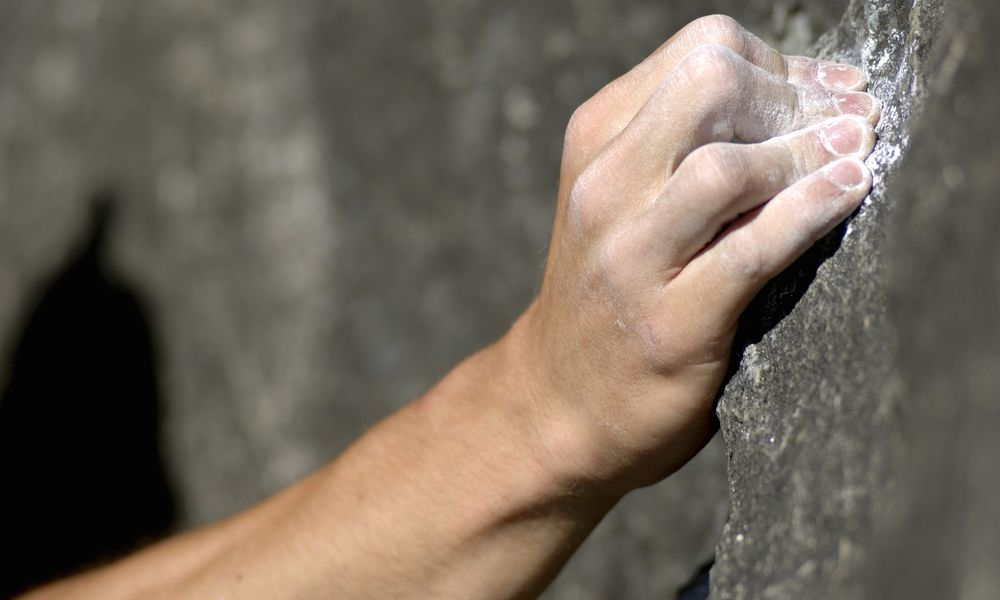 finger climber