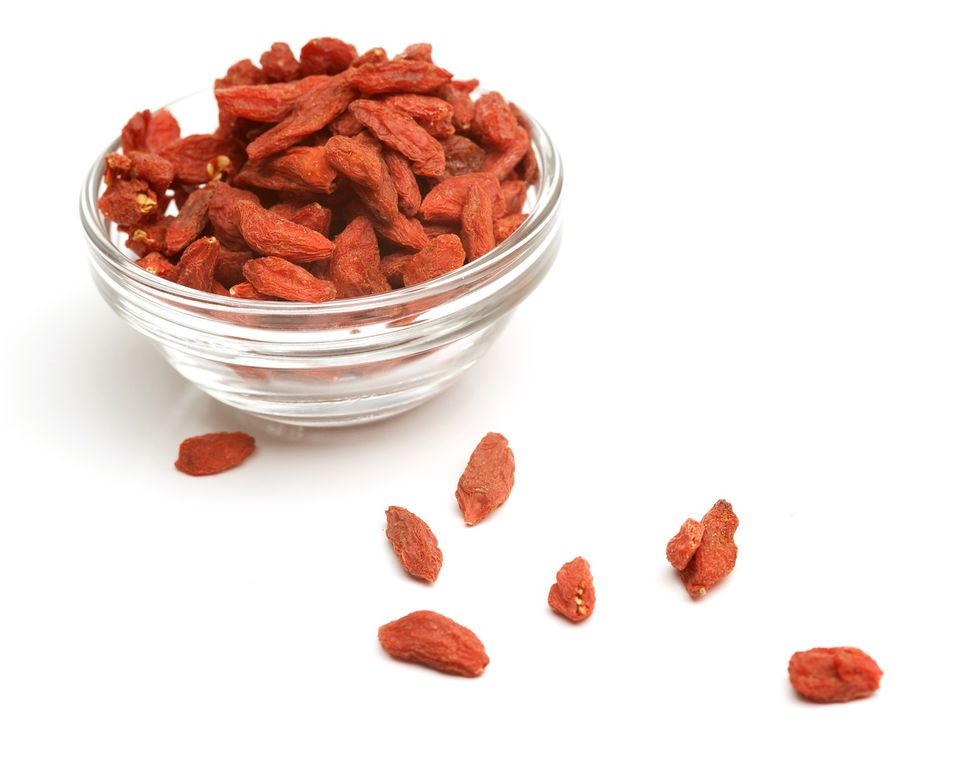 Raw Food Dried Goji Berries