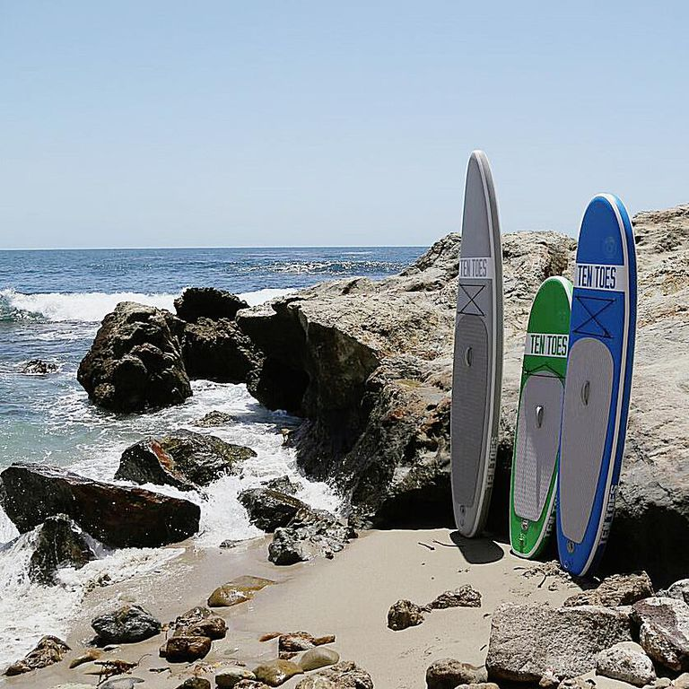 3 Inflatable iSUP Boards