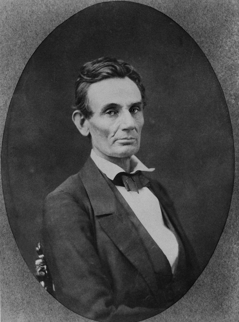 Abraham Lincoln, Portrait