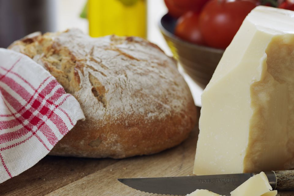 Bread Machine Oregano Bread Recipe With Romano Cheese