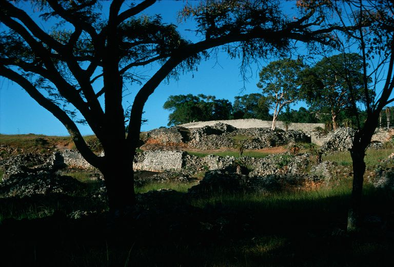 Great Enclosure at Great Zimbabwe