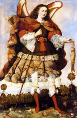 Arcángel Rafael andino