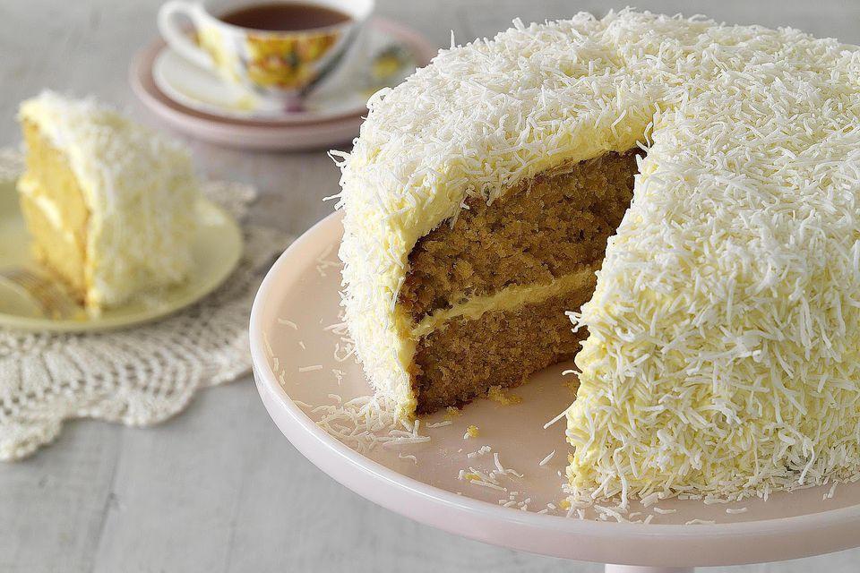 Hummingbird Cake