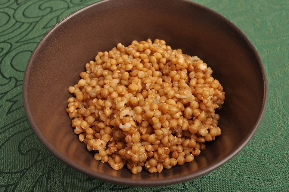 Hungarian Browned Egg Barley