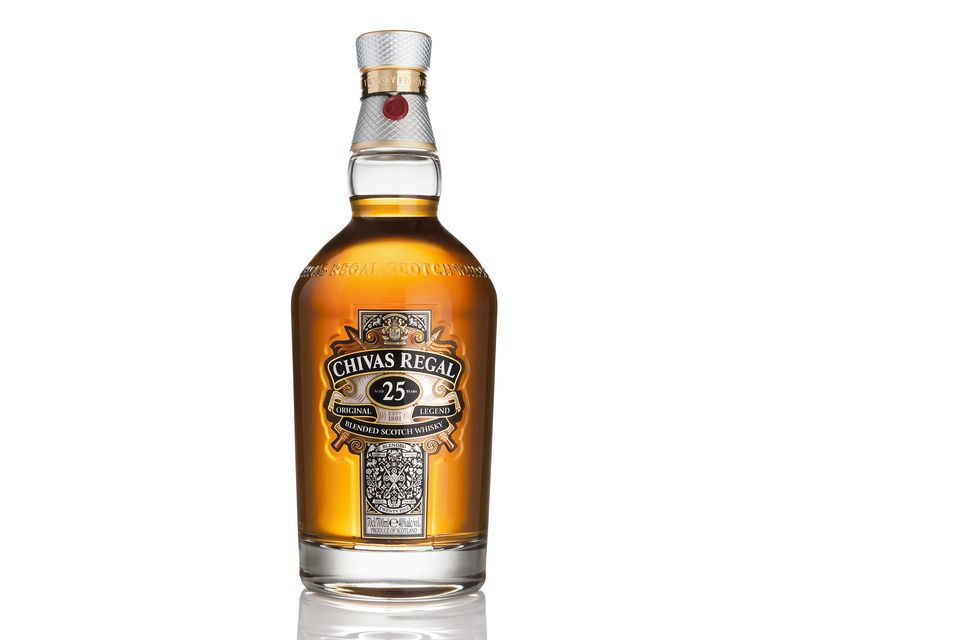 Chivas Regal 25 YO Scotch Whisky