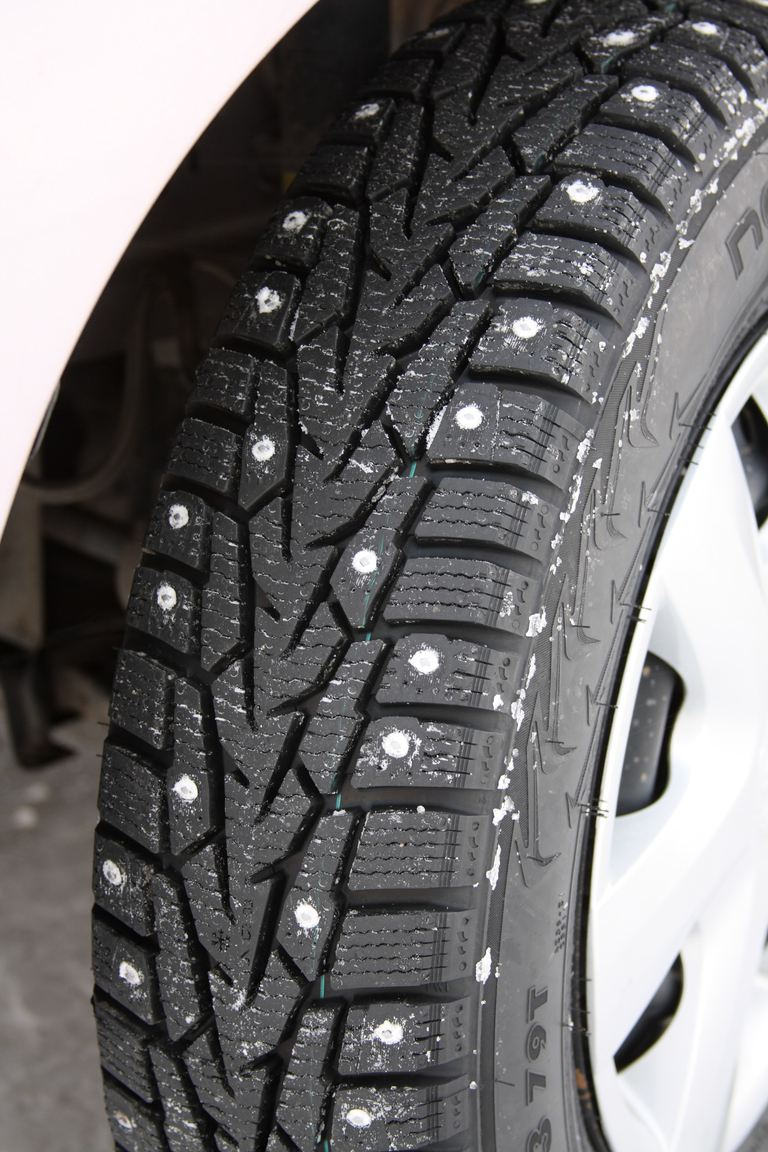 The Best Studded Snow Tires Haul Out The Big Guns