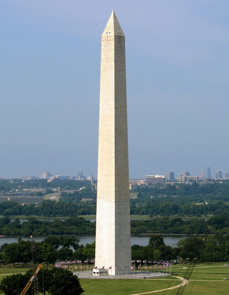 The Washington Monumen