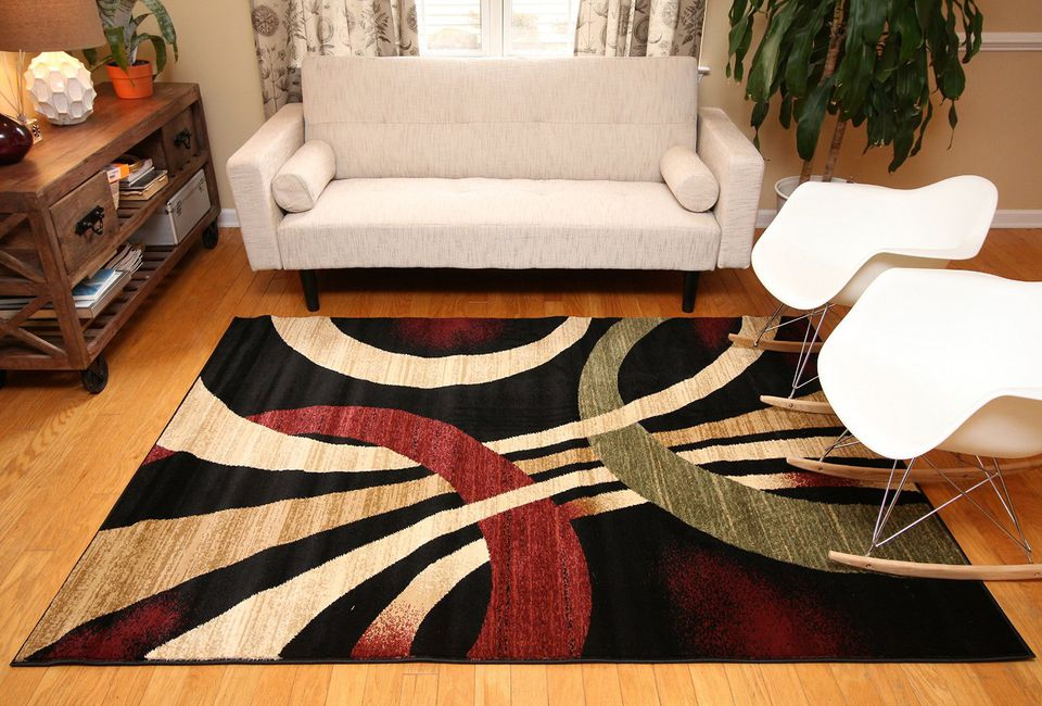 How to use an area rug How to buy an area rug for living room