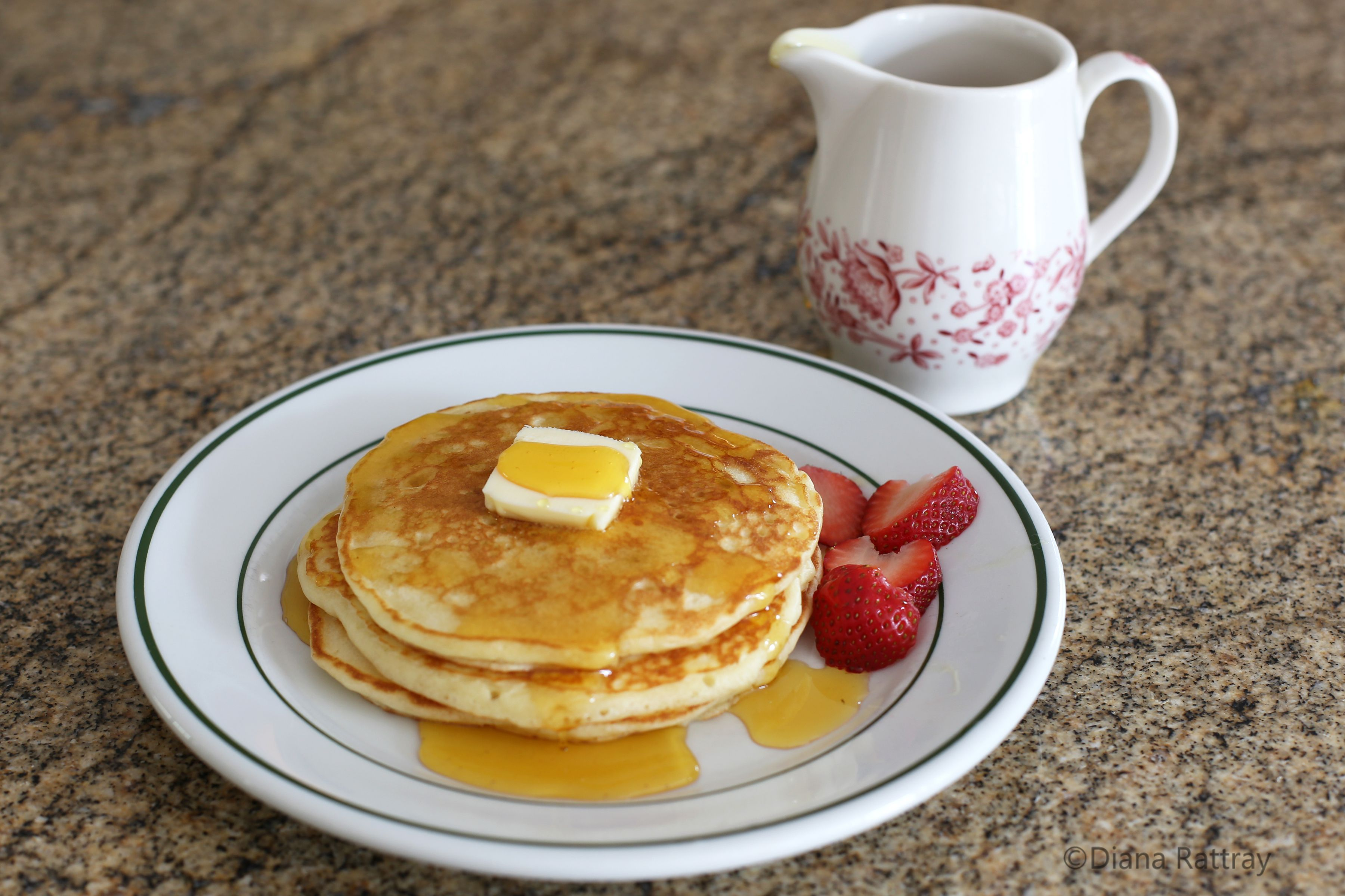 Perfect Pancakes Recipe With Variations