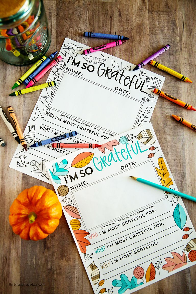 9 thanksgiving activities for kids that they u0027ll love