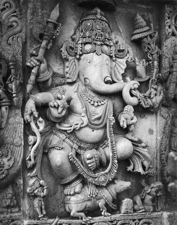 Ganesha the hindu god of success examining the iconic vehicles of 18 hindu gods buycottarizona