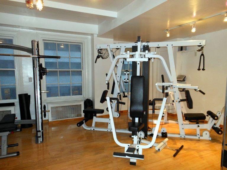 Smart Workout Gym
